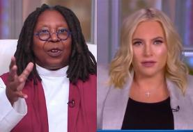 Whoopi Goldberg explains to Meghan McCain why Trump's Supreme Court nominee won't get ...