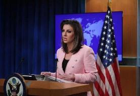 ادعای سخنگوی وزارت خارجه آمریکا درباره توافق با ایران