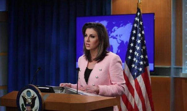 سخنگوی دولت ترامپ: فشار به ایران را ادامه میدهیم اما دنبال مذاکره با تهران هستیم