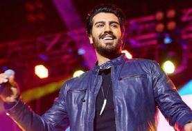 خواننده ایرانی و معروف پاپ کرونا گرفت