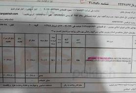 جنجال ۱۵۰۰واکسن آنفلوانزا برای نمایندگان مجلس