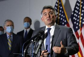 GOP Sen. Cory Gardner stayed mum on meatpacking coronavirus outbreaks as he received industry ...