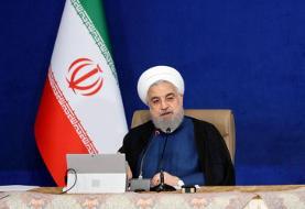 روحانی: شاهد توسعه گردشگری در کشور خواهیم بود