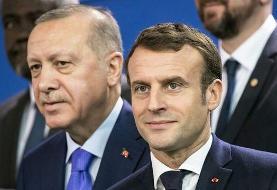 ترکیه و فرانسه در مدیترانه شرقی دست به شمشیر میبرند