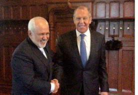 اعلام محور گفتوگوی ظریف و لاوروف از سوی سخنگوی وزارت خارجه روسیه