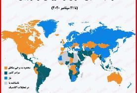 نیمی از دانشآموزان جهان هنوز نتوانستهاند به مدرسه بروند | کرونا بچهها را خانهنشین کرد