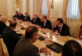 رایزنی ظریف و لاوروف در مسکو