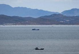 سربازان کره شمالی به یک مامور کره جنوبی 'شلیک کردند و او را سوزاندند'