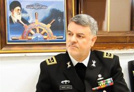 فرمانده نیروی دریایی ارتش: یک رزمایش مرکب دریایی تا پایان سال برگزار میشود