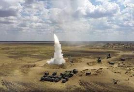 ببینید | تصاویری از رزمایش «قفقاز ۲۰۲۰» روسیه با مشارکت ایران و چین