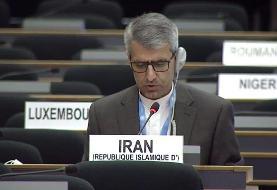واکنش سفیر ایران در ژنو به بیانیه حقوق بشری علیه تهران