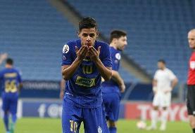 عنوان بازیکن هفته ششم لیگ قهرمانان آسیا در تسخیر ایرانیها