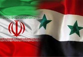 هدف گذاری ایران برای صادرات یک میلیارد دلاری به سوریه