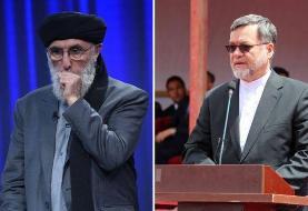 معاون دوم ریاست جمهوری افغانستان: حکمتیار دروغ میگوید، من تابعیت ایران را ندارم
