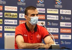 سیدجلال حسینی: در مسابقه فردا اسمها بازی نخواهند کرد