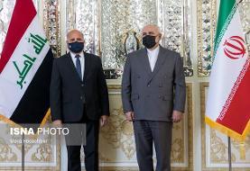 ظریف: دولت عراق به مسئولیت خود در ارتباط با ترور شهید سلیمانی عمل کند