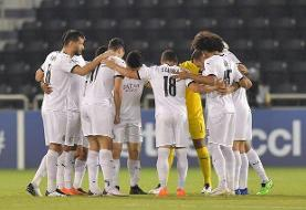 ترکیب احتمالی تیم فوتبال السد قطر برای بازی با پرسپولیس
