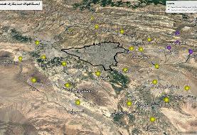 ۲۲ نقطه تهران که شتابنگار زلزله نصب میشود | توقف مترو با هشدار سامانه ...