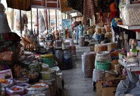 اتباع خارجی بازار سراوان را تسخیر کردهاند