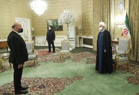 روحانی: حضور نیروهای مسلح آمریکایی را به ضرر امنیت منطقه میدانیم