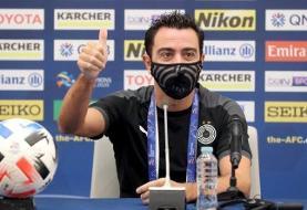 تعریف خاص ژاوی از تیمهای ایرانی