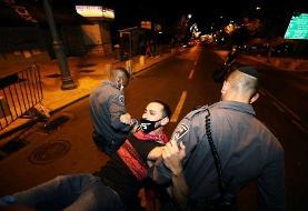 اعتراضات در اسرائیل به قانون جدید کرونایی (+عکس) / تظاهرات فقط در فاصله یک کیلومتری خانه