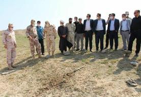 اصابت راکت به یکی از روستاهای آذربایجان شرقی درپی بالاگرفتن تنش بین ارمنستان و آذربایجان + عکس