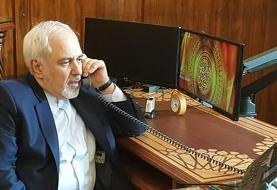 گفتوگوی تلفنی ظریف و همتای آذربایجانی در پی درگیریهای باکو و ایروان