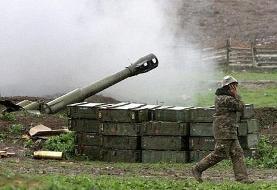 درگیریهای شدید ارمنستان و آذربایجان بر سر قرهباغ
