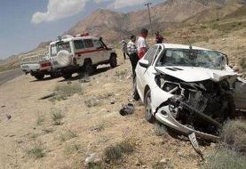 (عکس) تصادف وحشتناک پژو۲۰۶ منجر به مرگ ۵ نفر شد