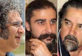 اعتراض کانون نویسندگان به زندانیشدن سه عضو این نهاد: 'متهمان را به قربانگاه میفرستید'