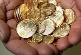 قیمت انواع سکه و طلا ۱۸ عیار در روز یکشنبه ۶ مهر