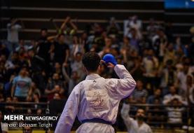 زمان برگزاری مراسم اختتامیه لیگ های کاراته مشخص شد