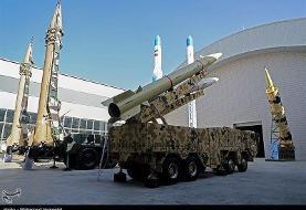 نشانه گیری موشک ایرانی به سمت شناورهای آمریکایی /«ذوالفقار بصیر»؛ برد موشک های بالستیک سپاه را ۲ ...