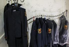 (تصاویر) اولین گروه زنان آتش نشان در شیراز