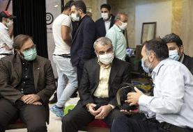 بازدید سخنگوی شورای نگهبان از مراحل ساخت «دادستان»