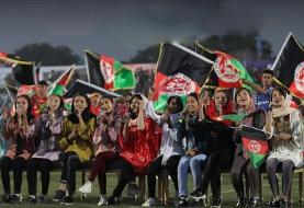 (تصاویر) شور و هیجان در لیگ برتر فوتبال افغانستان