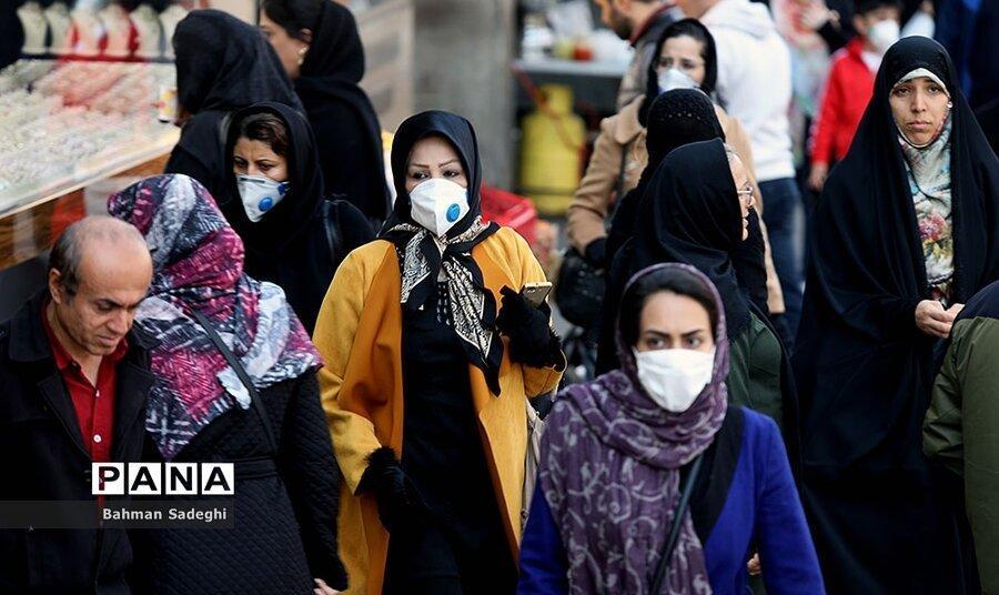 آمار رسمی؛ ۱۹۵ نفر دیگر در ایران بر اثر کرونا جان باختند