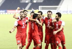 اعلام ترکیب پرسپولیس و السد برای نبرد در یک هشتم نهایی لیگ قهرمانان آسیا