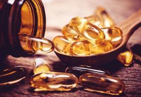 مصرف ویتامین D خطر مرگ بر اثر کرونا را به نصف میرساند