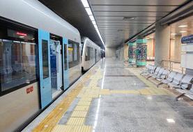 قطار شهری مشهد واگن ملی میسازد