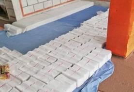 کشف ۴۲ هزار برگ دستملال کاغذی غیر بهداشتی در ابهر
