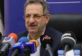 استاندار تهران: خدمترسانی به افراد فاقد ماسک ممنوع شد