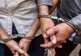 دستگیری اعضای باند توزیع گسترده کراک و شیشه در مشهد