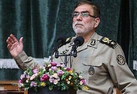 جانشین فرمانده کل ارتش:تیم جهاد خودکفایی ارتش معکوسساز نیست