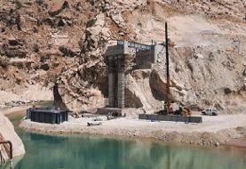 پیشرفت ۸۰ درصدی ساخت پل تراب به دهدشت