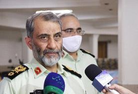 هشدار پلیس به همسایگان ایران: سمت خاک ما هیچ گلولهای نیاید