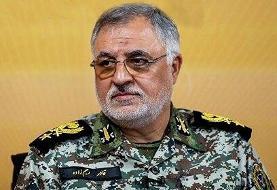 جانشین فرمانده قرارگاه خاتم الانبیاء:پدافند هوایی در تمام مراکز حساس کشور حضور دارد