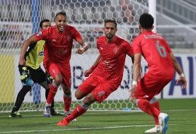 تیم رامین رضاییان در جام باشگاههای جهان