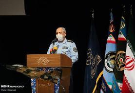 حفظ روحیه انقلابی یکی از اهداف نیروی هوایی ارتش است
